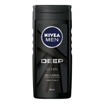 Nivea - gel douche homme 3...