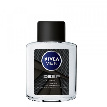 Nivea - lotion après-rasage...
