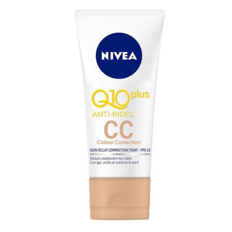 Nivea - CC Crème Anti- Rides  Q10PLUS - 50ml