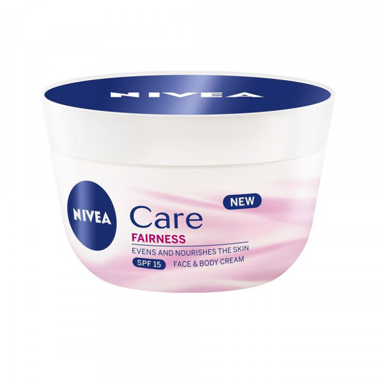 Nivea - crème care fairness...