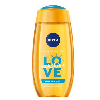 Nivea - Gel douche - Love...