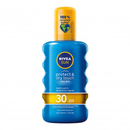 Spray Solaire Invisible SPF 30 200 ml