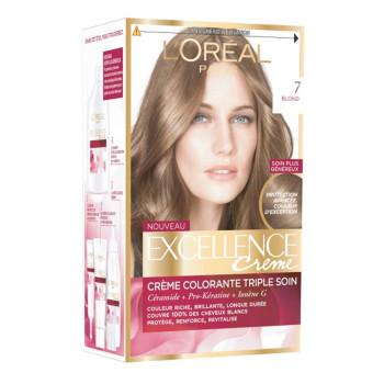 Excellence crème - 7.0 blond
